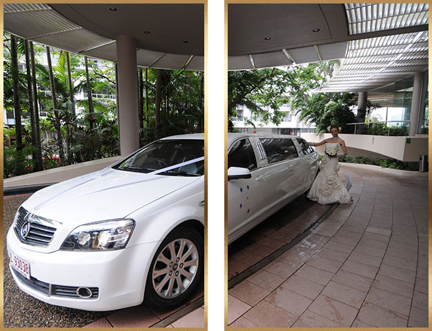 cairns limo transfer